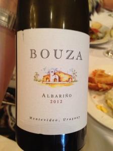 Bodega Bouza Albariño